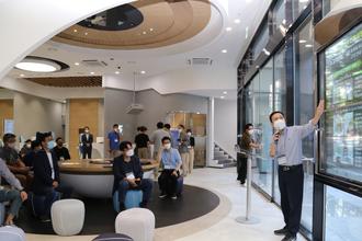 신한은행 디지로그 브랜치, 스타트업과 혁신 위한 협업 시작